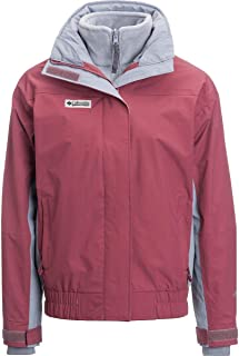 Columbia Women's PNW Bugaboo¿ 1986 Interchange Jacket Rose Dust/Pulse/Astral X-Small