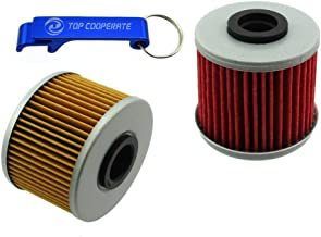TC-Motor Engine Oil Filter & DCT Transmission Filter Set Replace OEM part # 15412-MGS-D21 & 15412-HP7-A01 For Honda SXS1000M3 3 Seat Pioneer (All)/ SXS1000M5 5 Seat Pioneer (All)