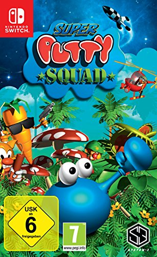 Super Putty Squad  [Nintendo Switch]