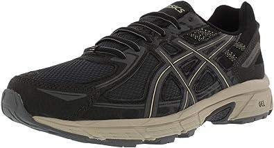 Asics - Chaussures de course Gel-Venture 6 - Pour homme, Noir ...
