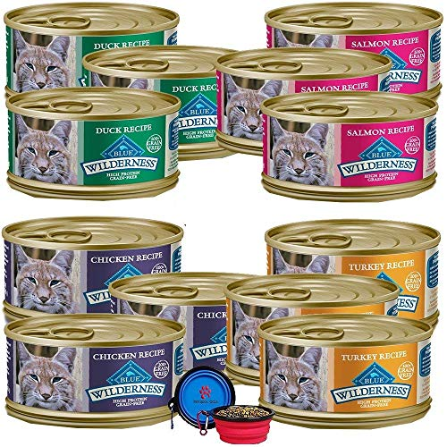 Petsmart Blue Buffalo Salmon Cat Food