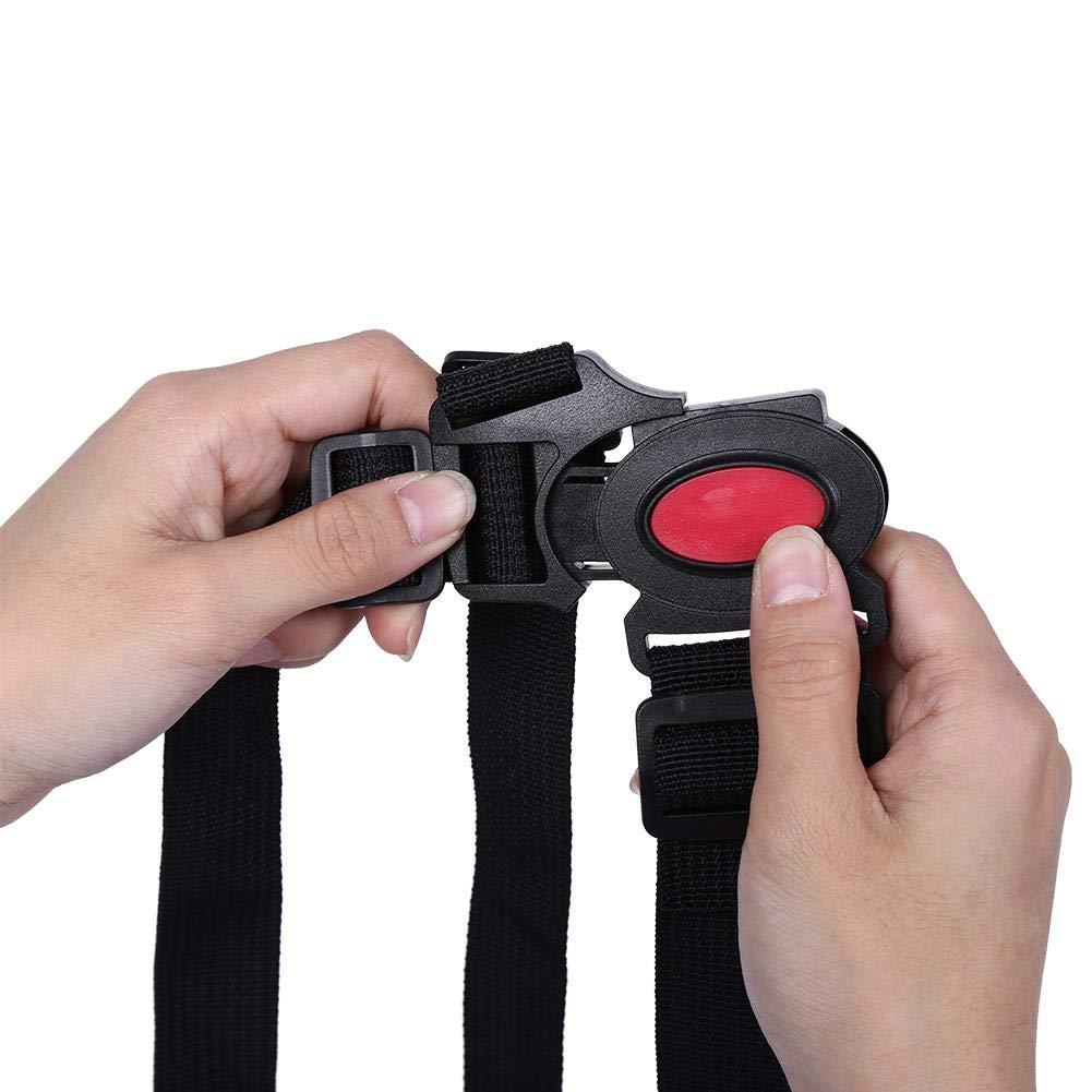 Baby Stroller Safety Belt, Child Pram Seat 5 Point Harness Baby Stroller Safety Strap, Durable for Baby Stroller Pushchair