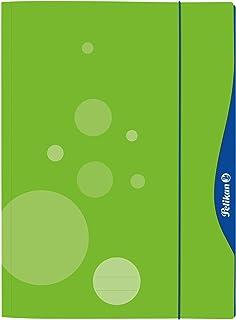 Pelikan 237642 Quick Open - Carpeta (A3, 1 unidad), color verde