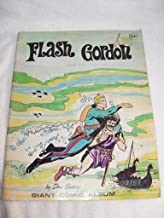 FLASH GORDON Giant Comic Album by Dan Barry Modern Promotions Book 1972