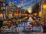 Amsterdam Aglow - Puzzle da 550 pezzi