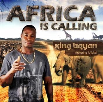 Africa Is Calling (feat. R-Tykal) - Single