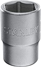 Stanley 1-17-086 Inbussleutel Zilver, 1/2-Inch 8 mm