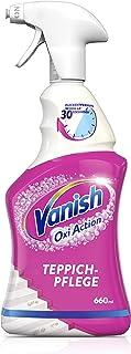 Vanish Gold Oxi Action Powerspray Tapijtreiniger, Vlekverwijderaar, Tegen Vuil, Slechte Geur En Stof, 660 ml
