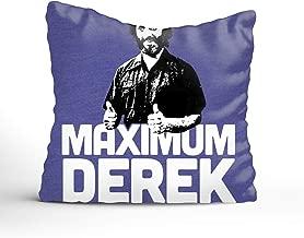 Linhong Maximum Derek The Office Pillow Cushions Cover Throw Pillow Cover for Sofa Bedroom