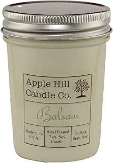 Apple Hill Candle Company Natural Soy Candle - Balsam Christmas Tree (7 oz.)