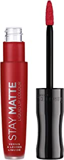 Rimmel London Stay Matte Liquid Lip Colour Labial Líquido Tono 500 - 5.5 ml
