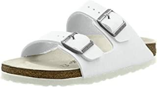 Birkenstock Women's Amsterdam Sandals, Grey, 40 EU