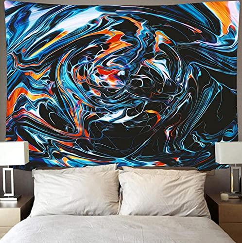 Patrón Abstracto Tapiz Colgante De Pared Dormitorio Sala De Estar Decoración De La Pared Tapices Estera De Yoga Toalla De Playa Manta Mantel 150X200Cm
