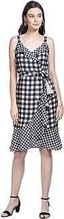 FabAlley Georgette A-Line Dress