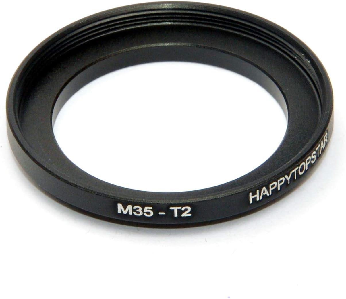 Las Vegas Mall Metal M35 Male to M35-T2 mm Sales Female Thread T2 1mm 4 35mm Pitch