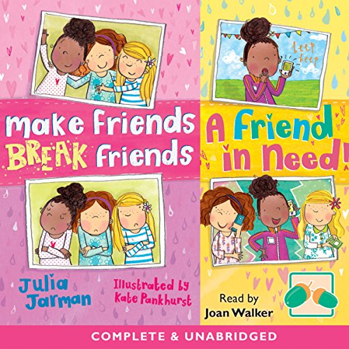 Make Friends Break Friends & a Friend in Need cover art