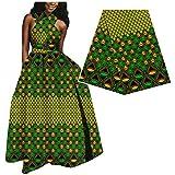 Baumwollstoff 100% Weiche Baumwolle Afrika Druckt Batik