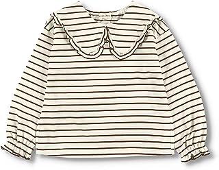 [ブランシェス] 襟付き 長袖 Tシャツ キッズ