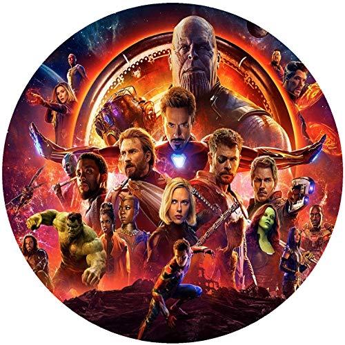 Fondant Tortenaufleger Tortenbild Geburtstag The Avengers AMA22