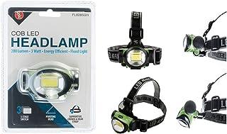 SE FL8285GN COB LED 200 Lumens 3-Watt Headlamp