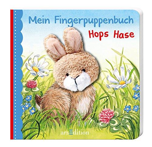 Mein Fingerpuppenbuch Hops Hase (Fingerpuppenbücher)
