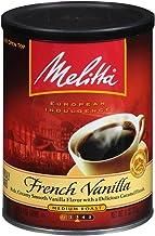 Melitta Coffee, French Vanilla Flavored, Medium Roast, Ground, 11 Ounce
