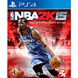 NBA 2K15 PS4 2k 15 2015 Basketball Game English, French, German, Italian, Japanese, Spanish, Traditional Chinese Language [Region Free Multi-language Edition] [Playstation 4] by 2K Games