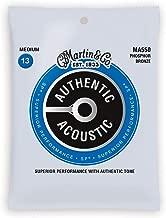 Other MA550 Authentic SP Phosphor Bronze Medium Gauge Acoustic Guitar Strings (41Y18MA550)