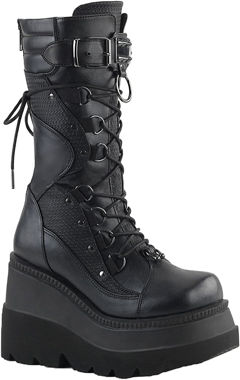 Demonia Womens SHAKER-70 BVL Boots