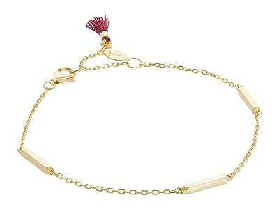 SHASHI Bar Multi Bracelet (Gold) Bracelet