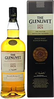 """Glenlivet Master Distiller""""s Reserve 1824 mit Geschenkverpackung Whisky 1 x 1 l"""