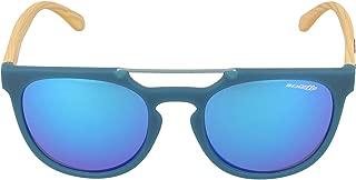 Arnette WOODWARD AN 4237 BLUE/BLUE GREEN MIRROR men Sunglasses