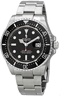 Rolex Oyster Perpetual Sea-Dweller 43 mm Ceramic Bezel Stainless Steel Mens Watch 126600BKSO