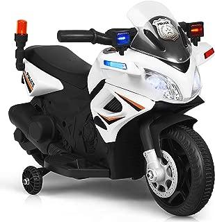 police bike 6v