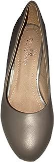 HapHop Women's Premium Pump Classic Wedge Party Heel Shoes