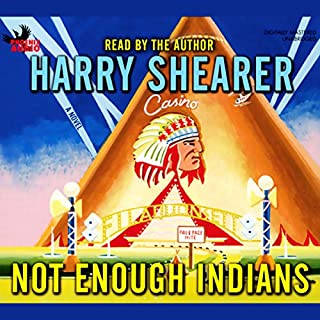 Not Enough Indians audiobook cover art