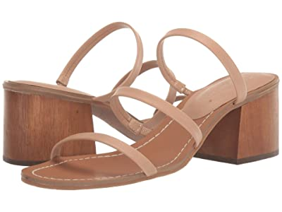 Splendid Meli (Warm Nude Tumbled Leather) Women