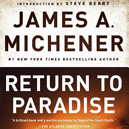 Return to Paradise audiobook cover art