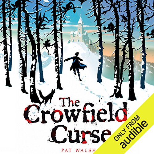 The Crowfield Curse audiobook cover art
