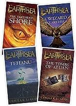 The Earthsea Cycle; Complete Four Book Set (Earthsea Cycle Fantasy)
