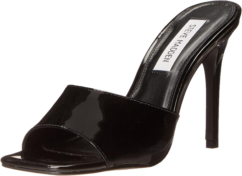 Steve Madden Women's Sandal Signal 激安格安割引情報満載 交換無料 Heeled