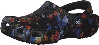 Crocs Unisex's Classic Printed Floral Clog