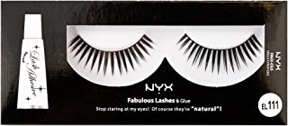NYX Professional Makeup Fabulous Eye Lashes, Lash Implant, 0.544 Ounce