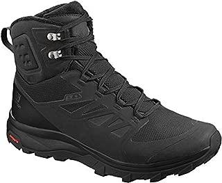 Salomon Outbound GTX - Men's Men's Trekking & Hiking Shoes, Black/Black/Gum1A