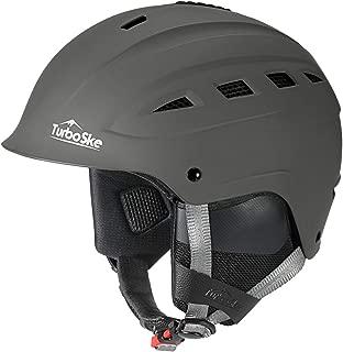 TurboSke Ski Helmet, Snow Sports Helmet, Snowboard Helmet for Men Women Youth