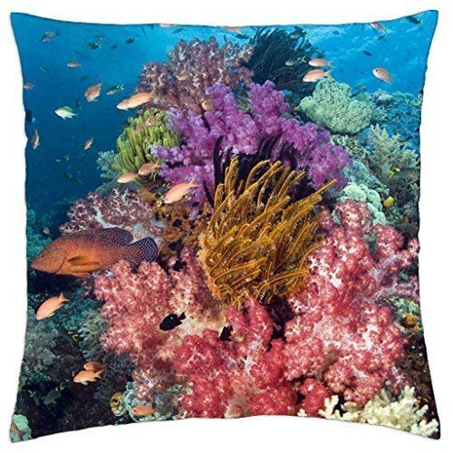 Gorgeous ornaments Under The Sea - Throw Pillow Cover Case (18