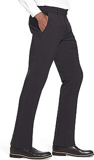 Men's Slim Fit Flex Flat Front Pant