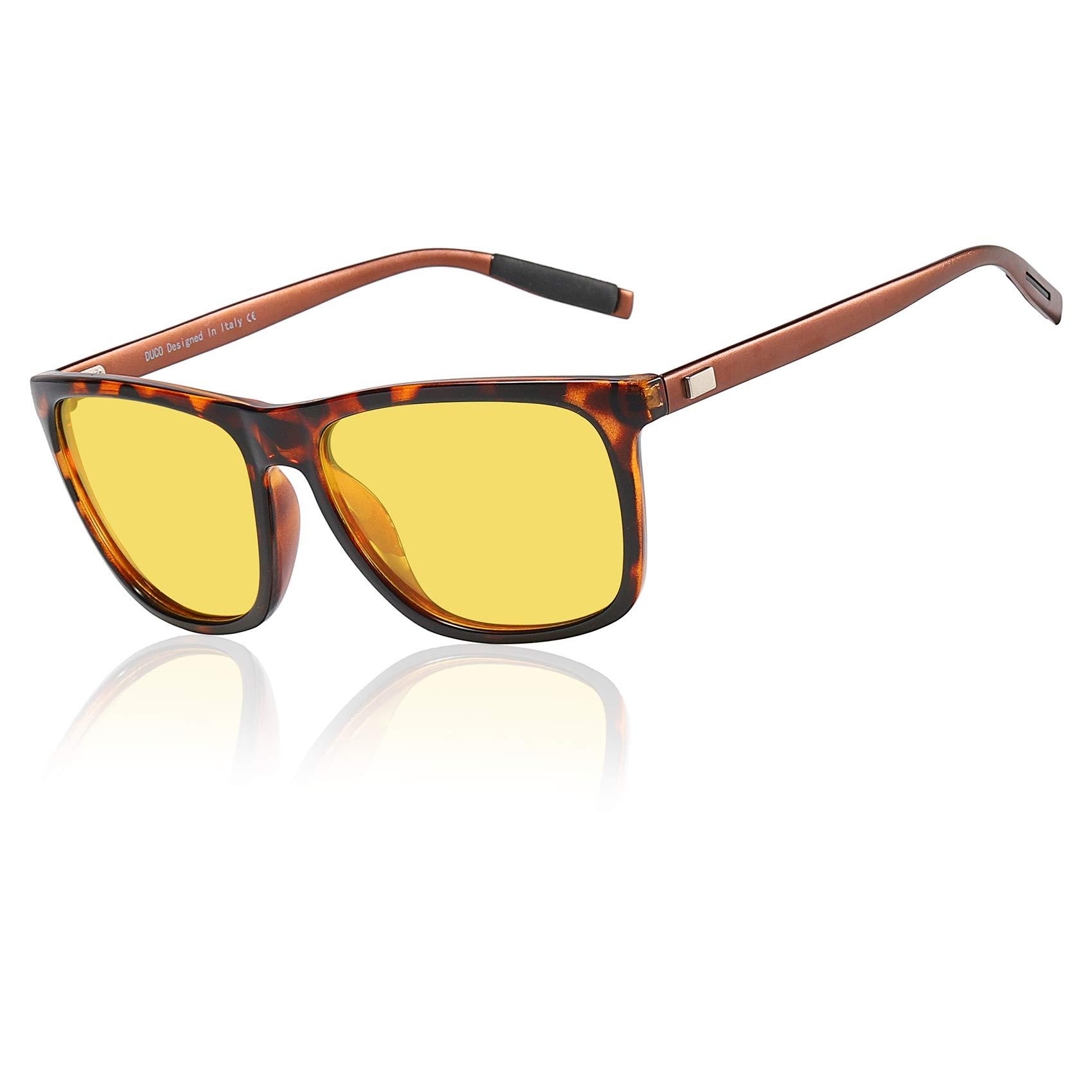Driving Glasses Headlight Anti glare Tortoise