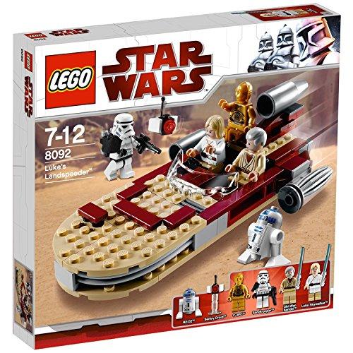LEGO Star Wars 8092 - Luke\'s Landspeeder