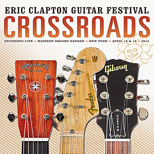 Eric Clapton - Crossroads Guitar Festival 2013 [2 DVDs]